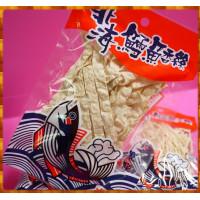 北海鱈魚香絲隨手包(寬條咬勁版)42g包