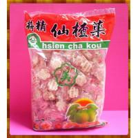 古早味仙楂梅花餅600g袋裝-台灣製