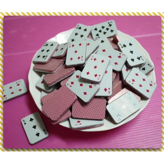 賭神最愛的撲克牌巧克力一公斤裝