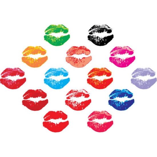 性感嘴唇棒棒糖客製特殊顏色專案訂購1200隻裝