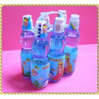 冰淇淋口味彈珠汽水(塑膠瓶裝)6罐裝-振芳公司貨
