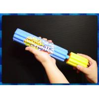 梅花型握把的海綿『全吸水式』水槍30公分