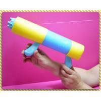 專案促銷-小鬼頭專用的安全海綿全吸水式噴射水柱(30公分槍身長度)