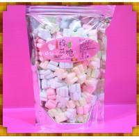 A級彩色五葉花瓣棉花糖1.5公分小包裝