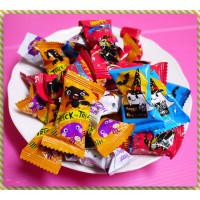 萬聖節主題水果爆醬軟糖1000g包