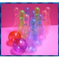 亮晶晶主題19公分高度玩具保齡球組