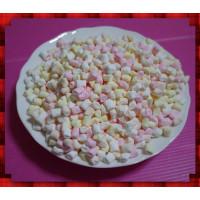 A級超迷你彩色棉花糖0.5公分長(1000g裝)