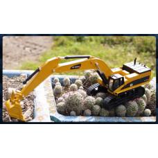 加大加長款限量超合金挖土機超合金模型