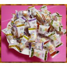 可愛動物包裝的杏仁牛奶硬糖(台灣製)一台斤裝