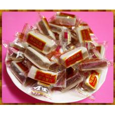 傳統的桂圓軟飴糖(台灣製)一台斤裝