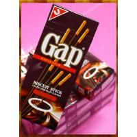 Gap巧克力拌醬棒(份量加大版)真的有牛奶喔