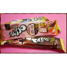 77乳加草莓巧克力單條裝-限定口味