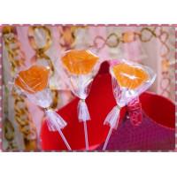 吉利天使的嘴唇棒棒糖台灣製(單隻報價)-半透明款