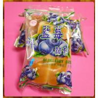 手作懷念學校麵包(藍莓夾心)