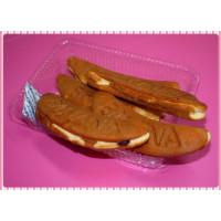 紅豆餡的香蕉蛋糕夾心6大條裝