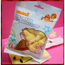 AA級義大利進口寶格麗棉花糖8顆隨手包(冰淇淋造型)