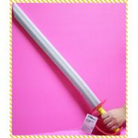 75公分長度西洋劍造型安全海綿刀