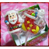 聖誕專屬造型脆軟糖9隻裝(約14公分全長)-每盒2造型