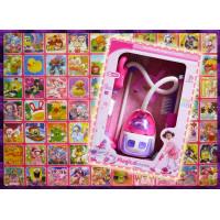 客製限量款正營業用70洞洞樂外附哇,這是真的可以使用的吸塵器玩具-禮盒裝(優惠限量15套)