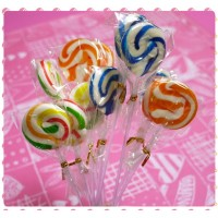 三種漩渦棒棒糖組合款台灣製100支裝含禮籃