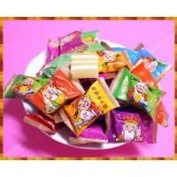 蘿莉夢造型軟糖-財神爺主題方形多層次軟糖600g裝