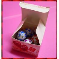 婚禮小物裝入正版哈哈足球巧克力12顆裝-單盒報價