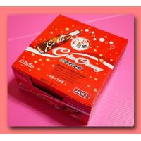 咪咪樂可樂軟Q糖24條盒裝(不含人工色素)