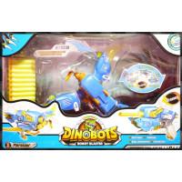 侏儸紀世界主題之最強恐龍變身機器人三合一玩法-翼龍
