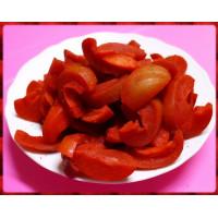 來自蜜餞的故鄉彰化員林的辣芒果溼果肉1200g營業包-帶骨厚果肉