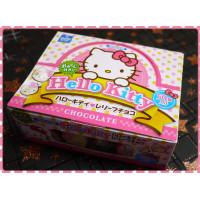 日本原裝進口Kitty貓迷你巧克力50顆精緻盒裝