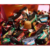 瑪麗蓮楓露巧克力(也就是飯店常見的松露巧克力)原廠500g加送200g毫無文字遊戲喔