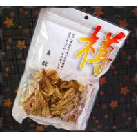 日本愛媛縣原裝進口-麥芽膏魚酥