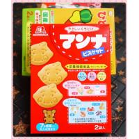 本愛知縣原裝森永嬰兒牛奶餅(內有2袋)