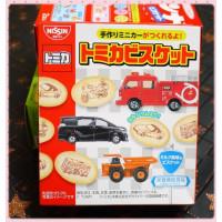 日本埼玉縣原裝進口TOMICA烤餅乾