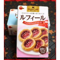 日本新瀉原裝進口貴婦下午茶茶點心-草莓餡餅