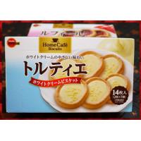 日本新瀉原裝進口貴婦下午茶茶點心-奶油杏仁餅乾