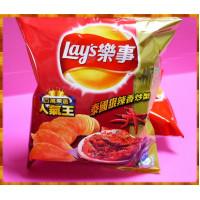 20元賣Lay's樂事泰國狠辣香炒蟹(單包報價)
