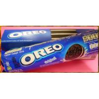 OREO奧利奧原味夾心餅乾-香草口味