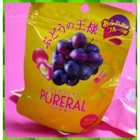 日本岡山縣原裝進口-卡巴巨峰葡萄果實QQ糖
