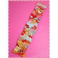 日本石川縣原裝三麗歐蝴蝶烤餅乾-每一顆餅乾上都有圖案喔