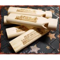 台灣版全原木雙孔火車笛高清聲音-外銷美國專用款