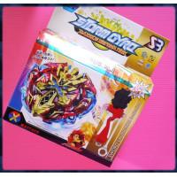 日系炎黃鍊條型強力戰鬥陀螺盒裝