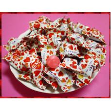 我愛你裝入寶石水晶糖果一台斤裝