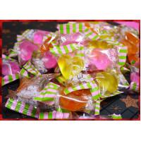 軟QQ的愛心軟糖一顆一包裝一台斤裝