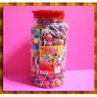 小精靈綜合水果棒棒糖(營業用罐)