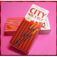 正宗-CITY城市一族巧克力餅乾棒25g盒裝