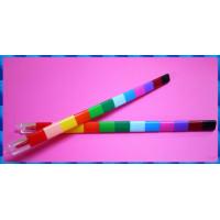 12色12顆直立磚塊彩虹筆2大隻裝