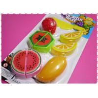 可愛的切切蔬果玩具