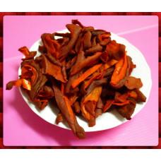 來自蜜餞的故鄉彰化員林的甜芒果乾果肉1000g營業包-帶骨果肉