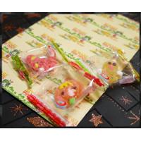 迪士尼紙袋裝入頂級萬聖節主題軟糖3顆裝